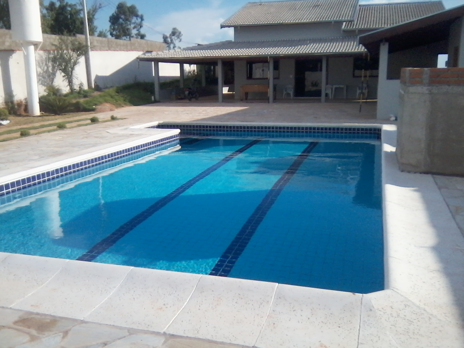 for Modelos de piscinas de cemento